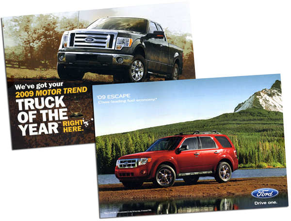 Ford Brochures