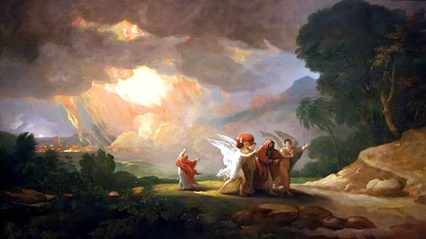 Sodom Gomorroah