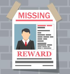 Missing Bidders Poster