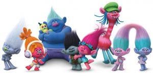 Trolls Cast
