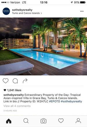 Sothebys Instagram