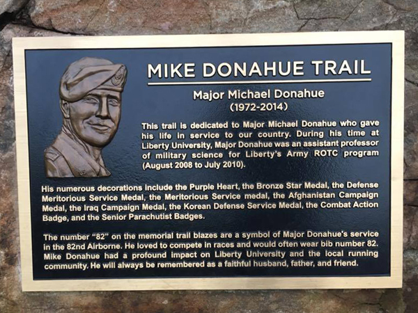 Memorial Day Major Donahue
