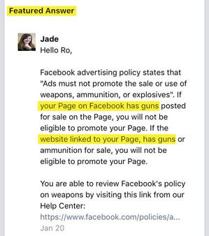 Facebook next step?