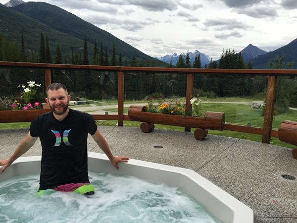 CMH Bobbie Burns hot tub